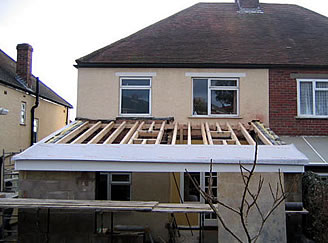 Roof Extension