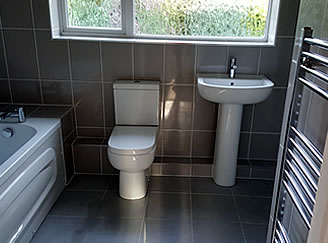 Bathroom Fitter Bathrooms Installed Tiling - Local bathroom installers
