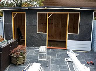 Garden Rooms | Garden Office | Studio | Jacuzzi