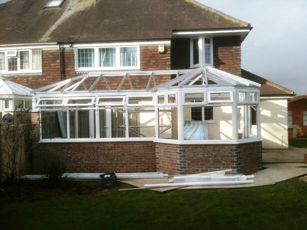 2 Conservatory Extension Builder House Extension