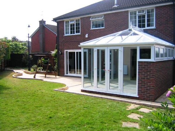 3 Conservatory Patio Landscaping Builder House